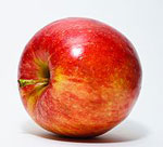 Apple - 50 kcal in 100g
